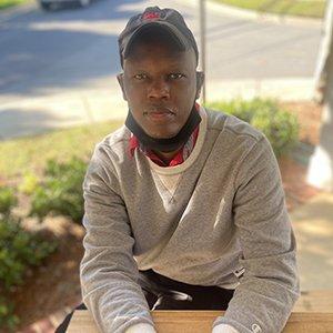 DHC resident, Dick Witington Kimeze